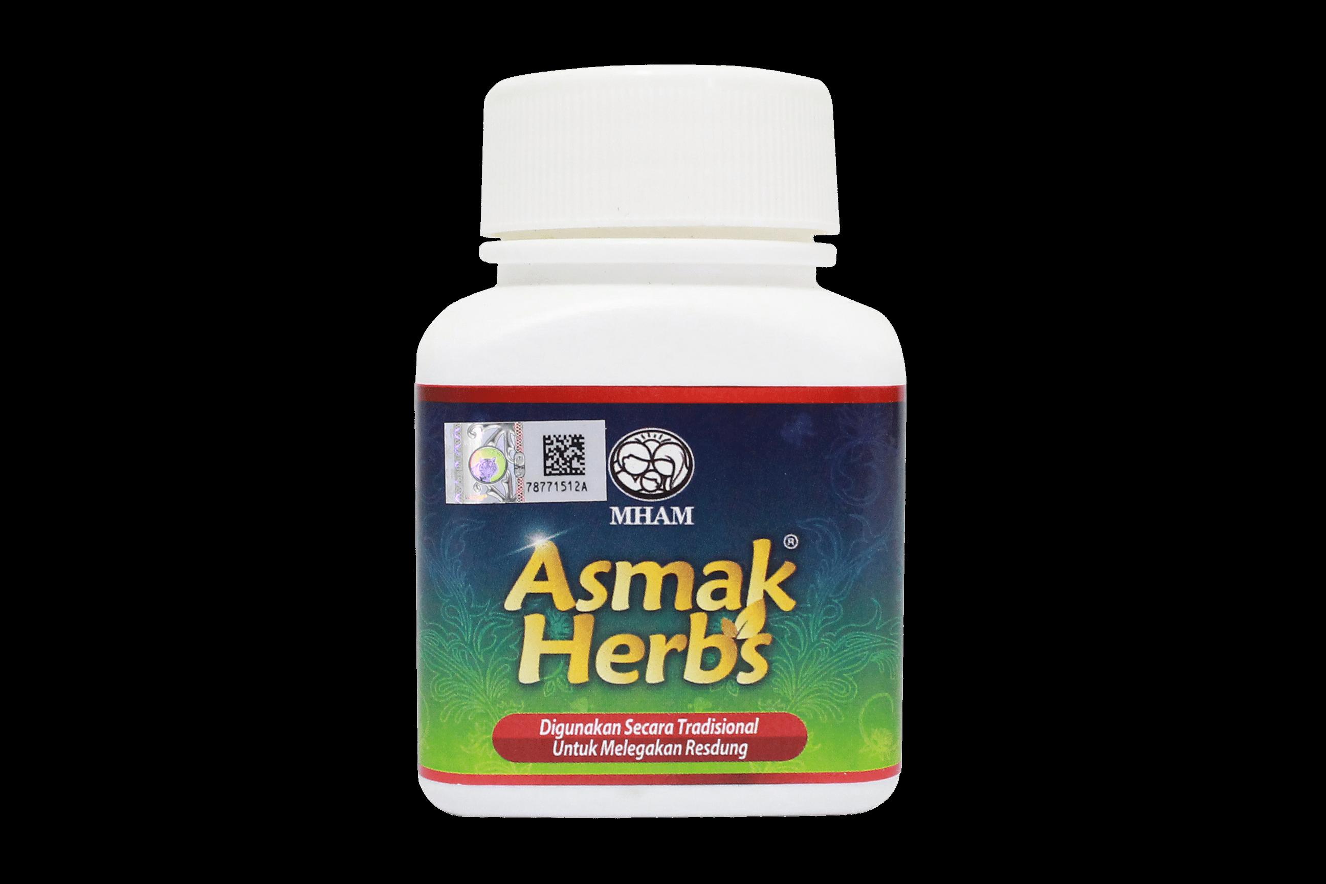 Ubat Resdung Asmak Herbs Mujarab Original | Asmak